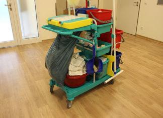 Specjalne środki do sprzątania