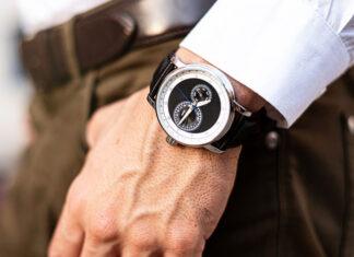 Stylowy zegarek