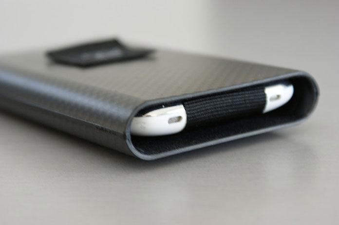 Skórzany case dla Huawei